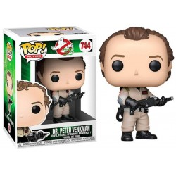 POP Ghostbusters: Dr. Peter Venkman