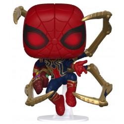 POP! Avengers 4: Endgame - Iron Spider con Guantelete de Iron Man