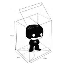 Protecor Figura Funko Pop