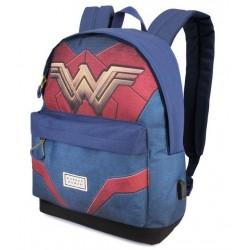Mochila de Wonder Woman Emblema