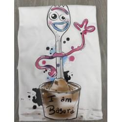 Camiseta I am Basura