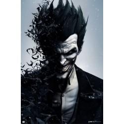 Póster Joker - Arkham Origins