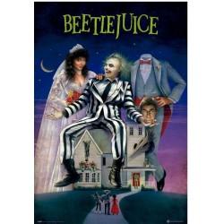Póster Beetlejuice