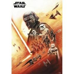 Póster Star Wars Episodio IX Primera Orden