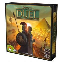 Juego 7 Wonders Duel