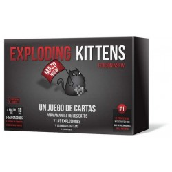 Juego - Exploding Kittens NSFW