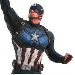 Figura Los Vengadores Endgame Capitán América Marvel Gallery 23cm