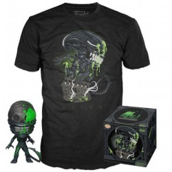 Pack POP! y Camiseta Alien Xenomorph