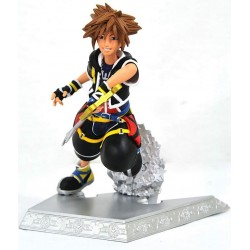 Figura Sora Kingdom Hearts Diamond