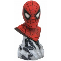 Busto Escala 1/2 de Spider-Man