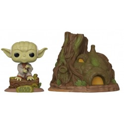 POP! Star Wars: Yoda's Hut