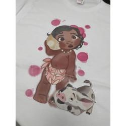 Camiseta Pua