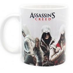 Taza Personajes de Assassins Creed