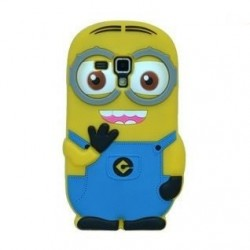 Funda 3D Samsung Galaxy S3 Mini de Minion