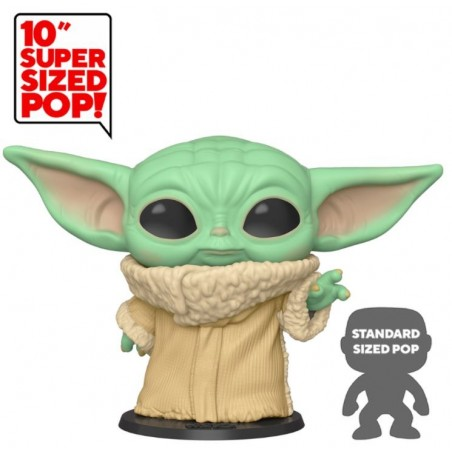 POP! Star Wars The Mandalorian: The Child 10""