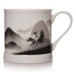 Taza de Mulan Warrior