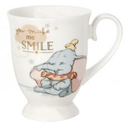 Taza de Disney: Dumbo You Make me Smile