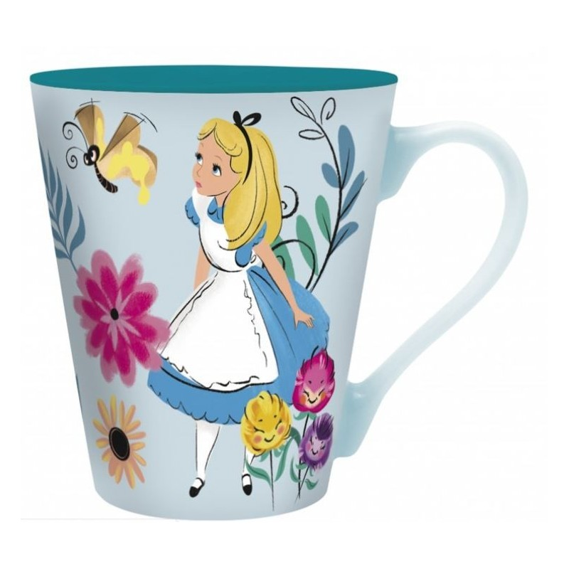 Taza de Disney: Alicia