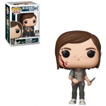POP! The Last Of Us Part II Ellie