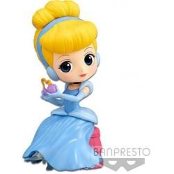 Figura Q Posket Disney: Cenicienta Perfumagic