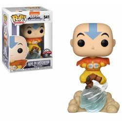 POP! Avatar Aang on Air Bubble
