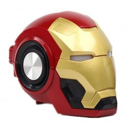 Altavoz Bluetooth de Iron Man