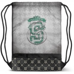 Saco de Harry Potter: Slytherin Gymsack