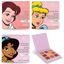 Paleta de Sombras Princesas Disney Eyeshadow