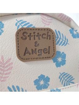 Mochila Lilo y Stitch - Stitch y Angel Ohana FREAKLAND EXCLUSIVO