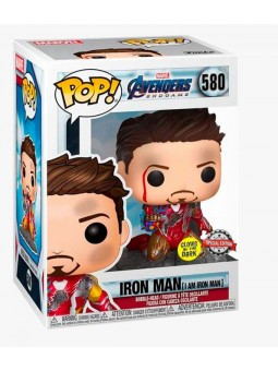 POP! I Am Iron Man Avengers Endgame
