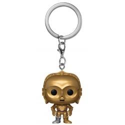 POP! Llavero: Star Wars - C-3PO