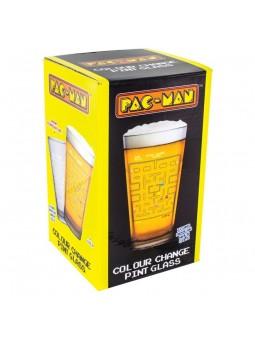 Vaso De Cristal Pac-Man