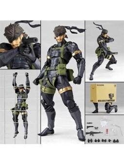 Figura de Metal Gear Solid-Snake Revoltech