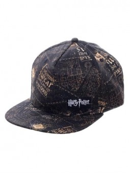 Gorra de Harry Potter: Yo Juro Solemnemente