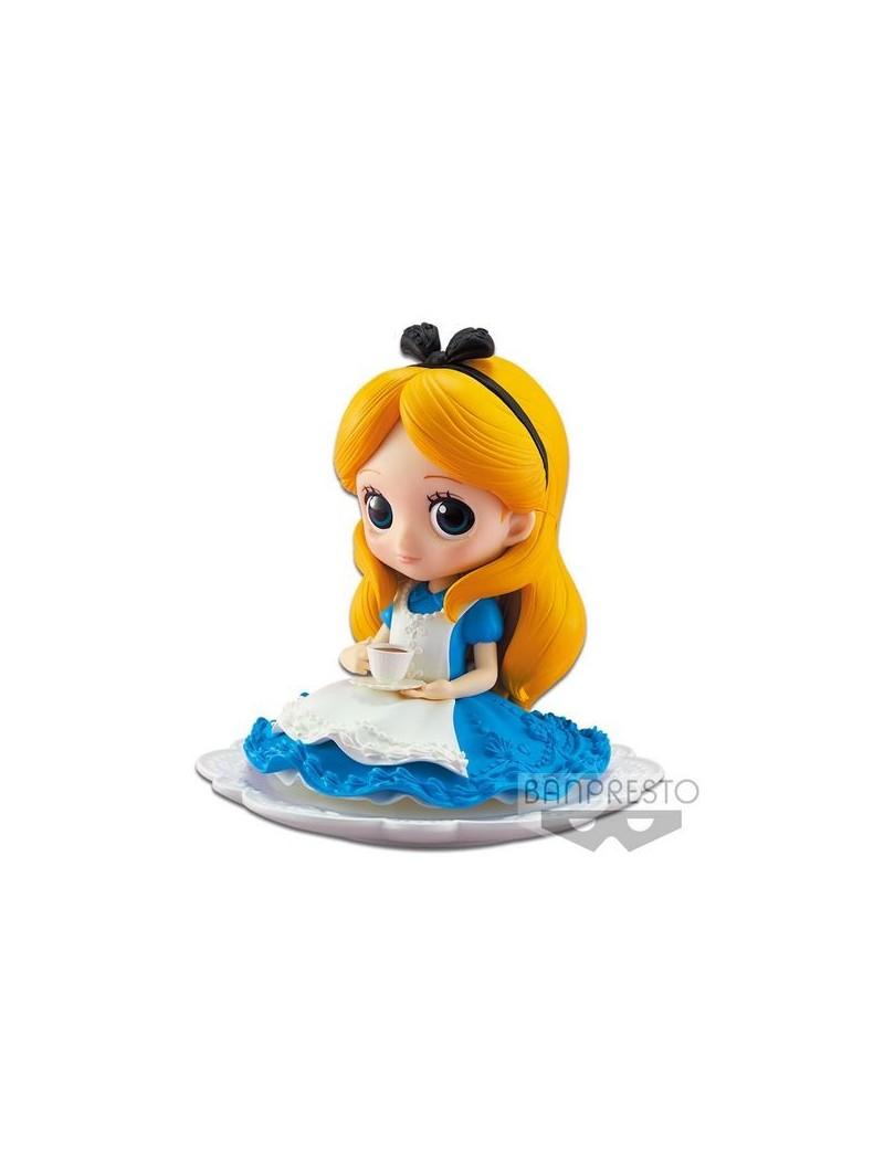 Figura Q Posket Disney: Alicia Sugirly