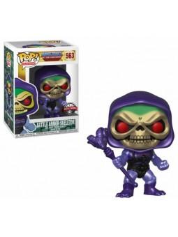 POP! Master Of The Universe: Skeletor w/ Battle Armor (Metallic)