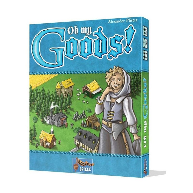 Juego - Oh my Goods!